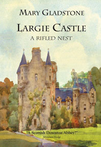Largie Castle, a rifled nest
