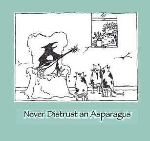 never distrust an asparagus